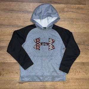 Under armour Hooded Sweater Small